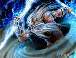 Chapter 26 Zeus Lightning Bolt